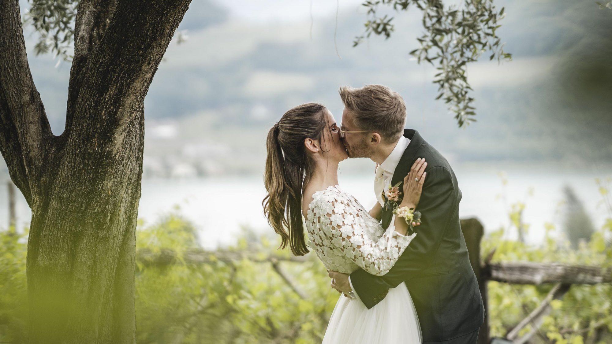 Luisi & Markus Hochzeit in Kaltern
